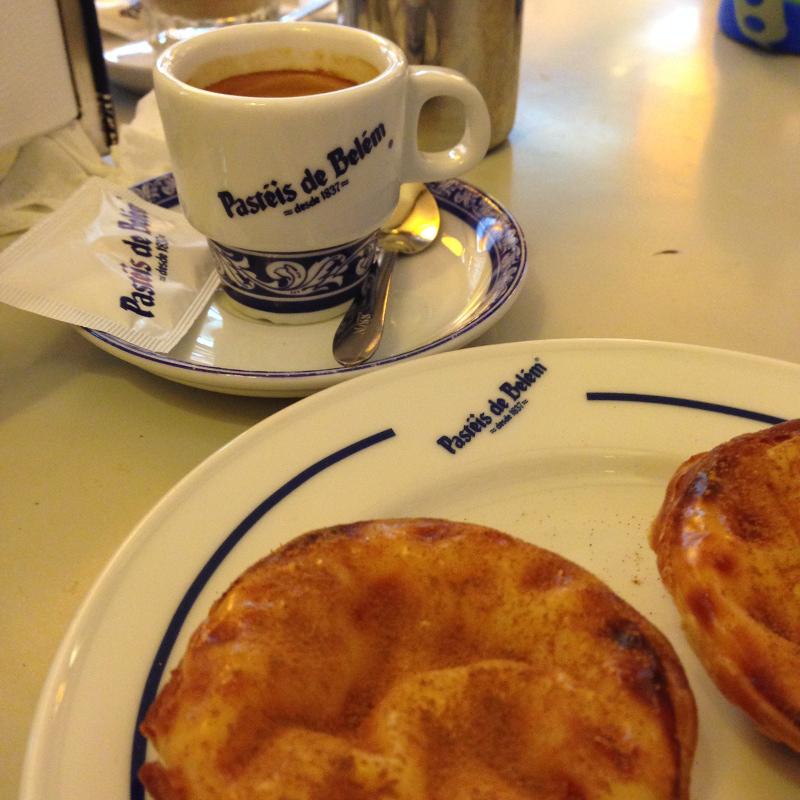 Pastéis de Belém, Lisboa